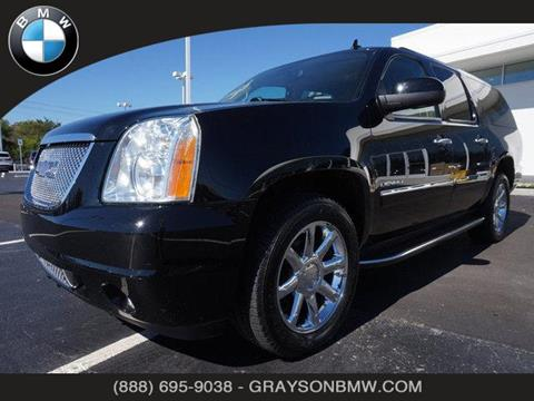 2014 GMC Yukon XL for sale in Knoxville, TN