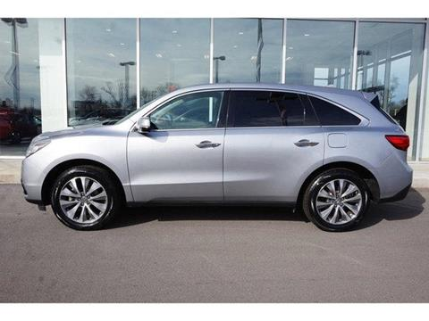 2016 Acura MDX for sale in Knoxville, TN