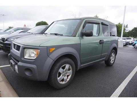 2004 Honda Element for sale in Knoxville, TN