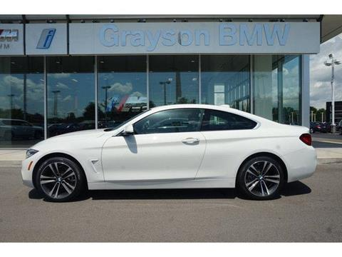 2020 BMW 4 Series for sale in Knoxville, TN