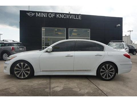 Cars For Sale Knoxville Tn >> 2014 Hyundai Genesis For Sale In Knoxville Tn