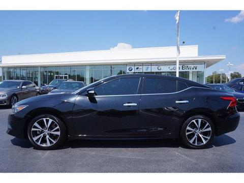 2016 Nissan Maxima for sale in Knoxville, TN