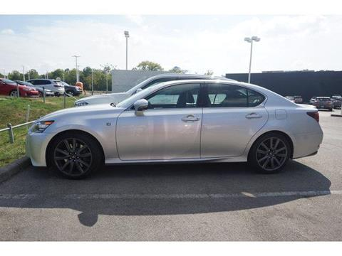 2015 Lexus GS 350 for sale in Knoxville, TN