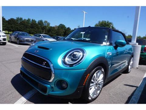 2020 MINI Convertible for sale in Knoxville, TN