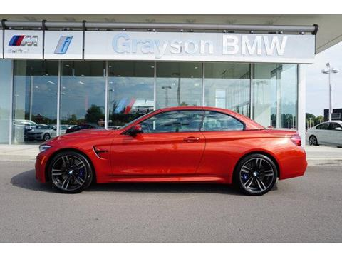 2020 BMW M4 for sale in Knoxville, TN
