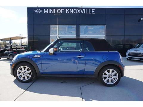 2015 MINI Convertible for sale in Knoxville, TN