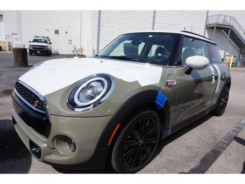 2020 MINI Hardtop 2 Door Cooper S for sale at Mini Of Knoxville in Knoxville TN