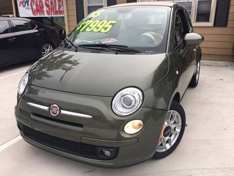 2013 FIAT 500c for sale in Loganville, GA