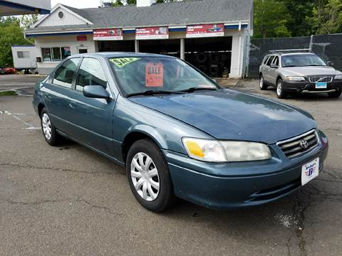 2001 Toyota Camry for sale in Cromwell, CT
