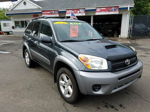 2004 Toyota RAV4 for sale in Cromwell, CT