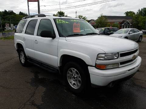 2005 Chevrolet Tahoe for sale in Cromwell, CT