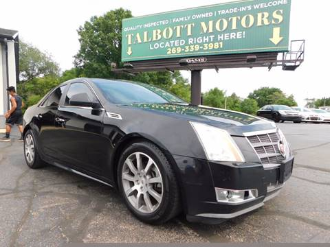2010 Cadillac CTS for sale in Battle Creek, MI