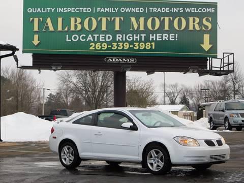 2008 Pontiac G5 for sale in Battle Creek, MI
