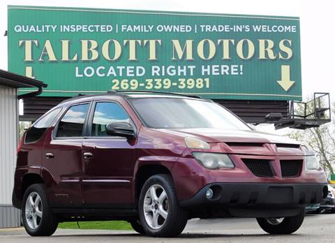 Talbott Motors Car Dealer In Battle Creek Mi