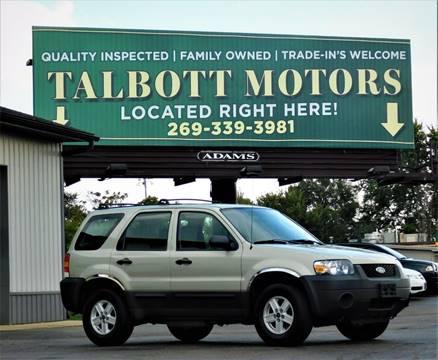 2005 Ford Escape for sale in Battle Creek, MI