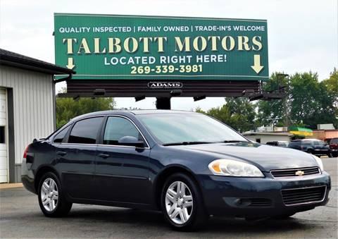 2008 Chevrolet Impala for sale in Battle Creek, MI