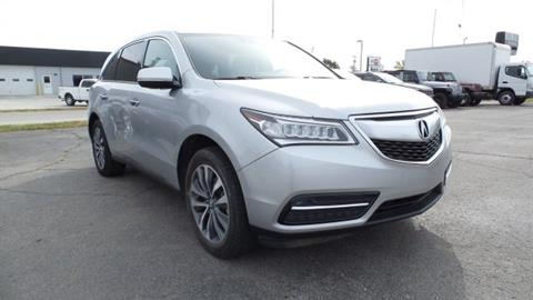 2014 Acura MDX For Sale At Quality Toyota In Independence KS