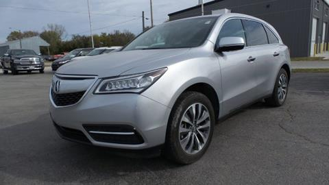 2014 Acura MDX for sale in Independence, KS