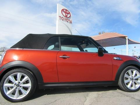 2012 MINI Cooper Convertible for sale in Independence, KS