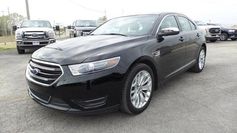 2016 Ford Taurus for sale in Independence, KS