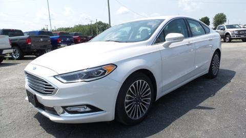 2017 Ford Fusion for sale in Independence, KS
