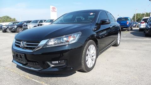 2015 Honda Accord for sale in Independence, KS