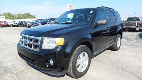 2012 Ford Escape for sale in Independence, KS