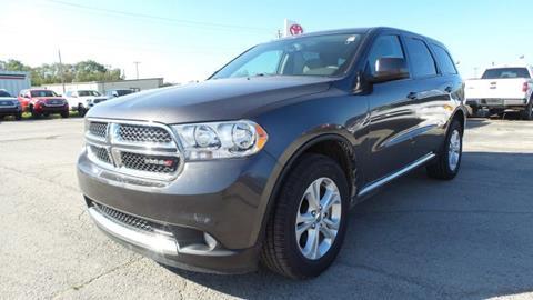 2013 Dodge Durango for sale in Independence, KS