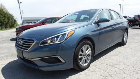 2016 Hyundai Sonata for sale in Independence, KS