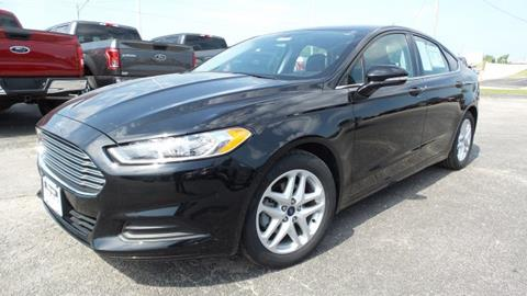 2016 Ford Fusion for sale in Independence, KS