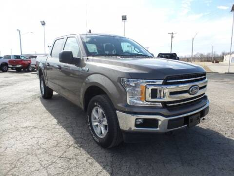 2019 Ford F-150 XLT for sale at Quality Toyota in Independence KS