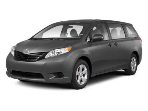 2012 Toyota Sienna for sale at Quality Toyota in Independence KS