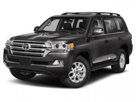 2021 Toyota Land Cruiser for sale at Quality Toyota - NEW in Independence MO