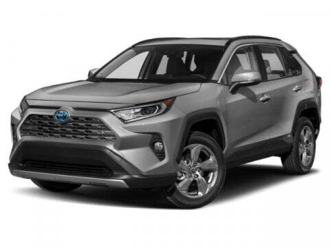 2020 Toyota RAV4 Hybrid for sale at Quality Toyota - NEW in Independence MO