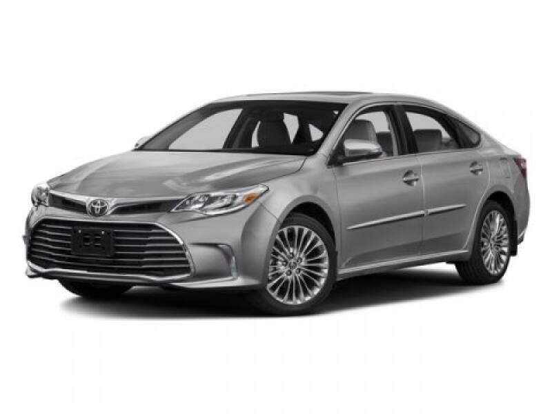 2017 Toyota Avalon for sale at Quality Toyota in Independence KS