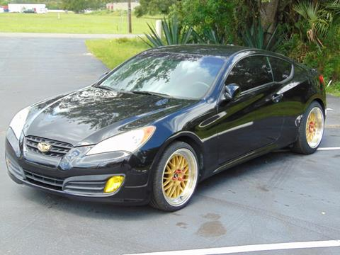 2010 Hyundai Genesis Coupe for sale in Tampa, FL