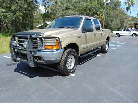 2000 Ford F-250 Super Duty for sale in Tampa, FL