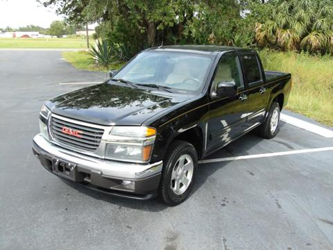2010 GMC Canyon for sale in Tampa, FL