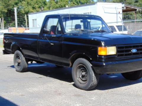 1989 Ford F-250 for sale in Gibsonton, FL