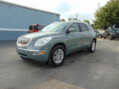 2008 Buick Enclave for sale in Gibsonton, FL