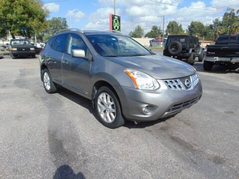 2011 Nissan Rogue for sale at Ratchet Motorsports in Gibsonton FL