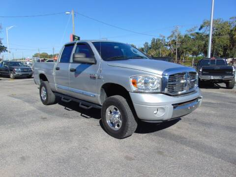 2007 Dodge Ram Pickup 2500 for sale at Ratchet Motorsports in Gibsonton FL