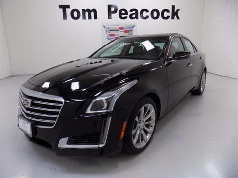 2018 Cadillac CTS for sale in Houston, TX