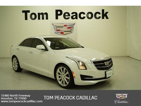 2016 Cadillac ATS for sale in Houston, TX