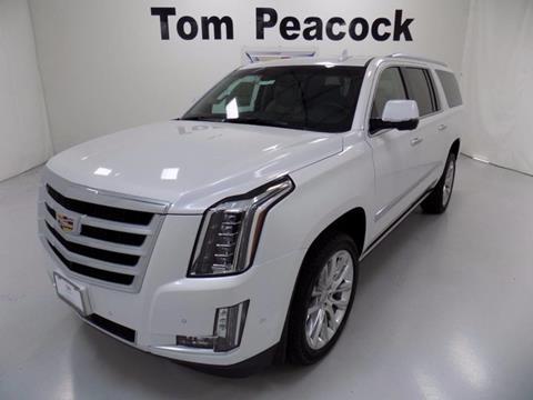 2018 Cadillac Escalade ESV for sale in Houston, TX