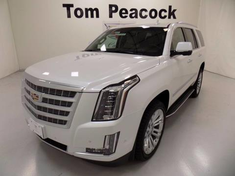 2018 Cadillac Escalade for sale in Houston, TX