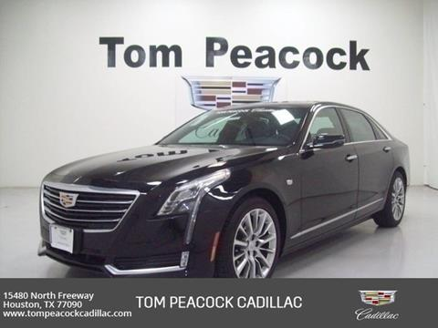 2017 Cadillac CT6 for sale in Houston, TX