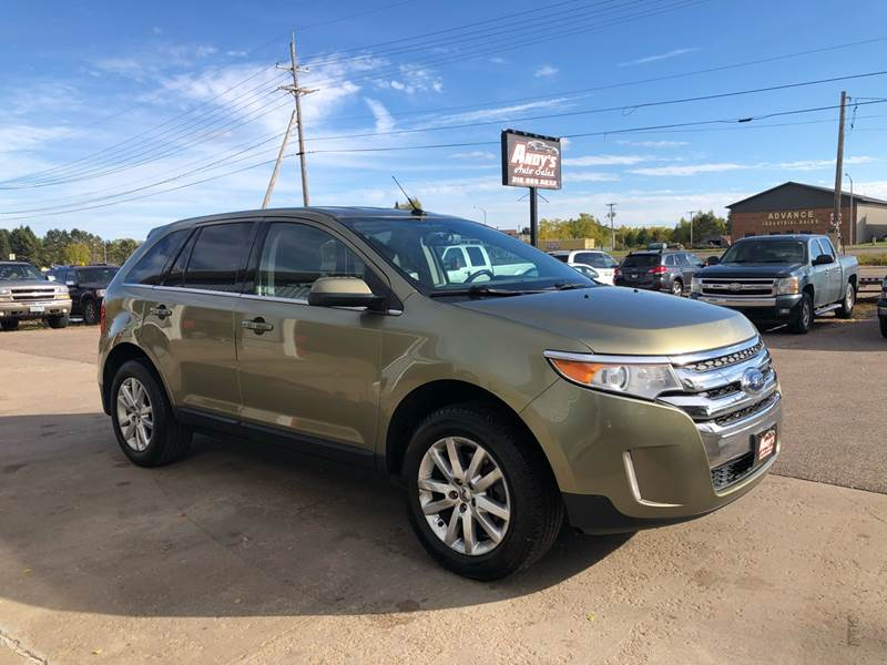 Ford Edge For Sale At Andys Auto Sales In Hibbing Mn