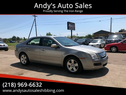 Ford Of Hibbing >> Sedan For Sale In Hibbing Mn Andy S Auto Sales