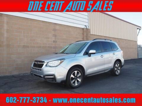2017 Subaru Forester for sale in Glendale, AZ